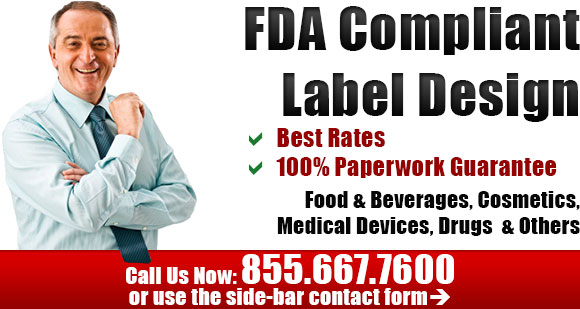 FDA Compliant Labeling